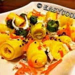 Khandvi – Indian Gram Flour Snack