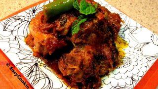 Indian Lamb Pot Roast (Bhuna Lamb Masala)