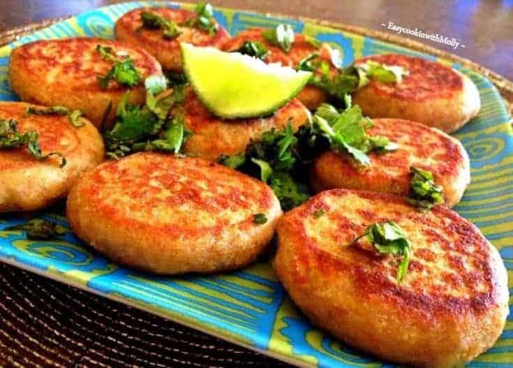 Shami Kebab – Chicken Kebab