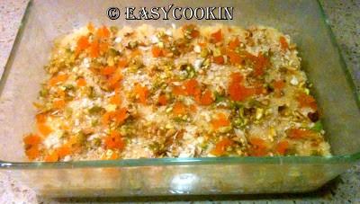 Easy Kalakand Recipe