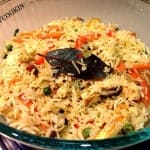 Indian Vegetable Fried Rice