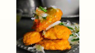Dal Vada Recipe (Indian Lentil Fritters) V+GF