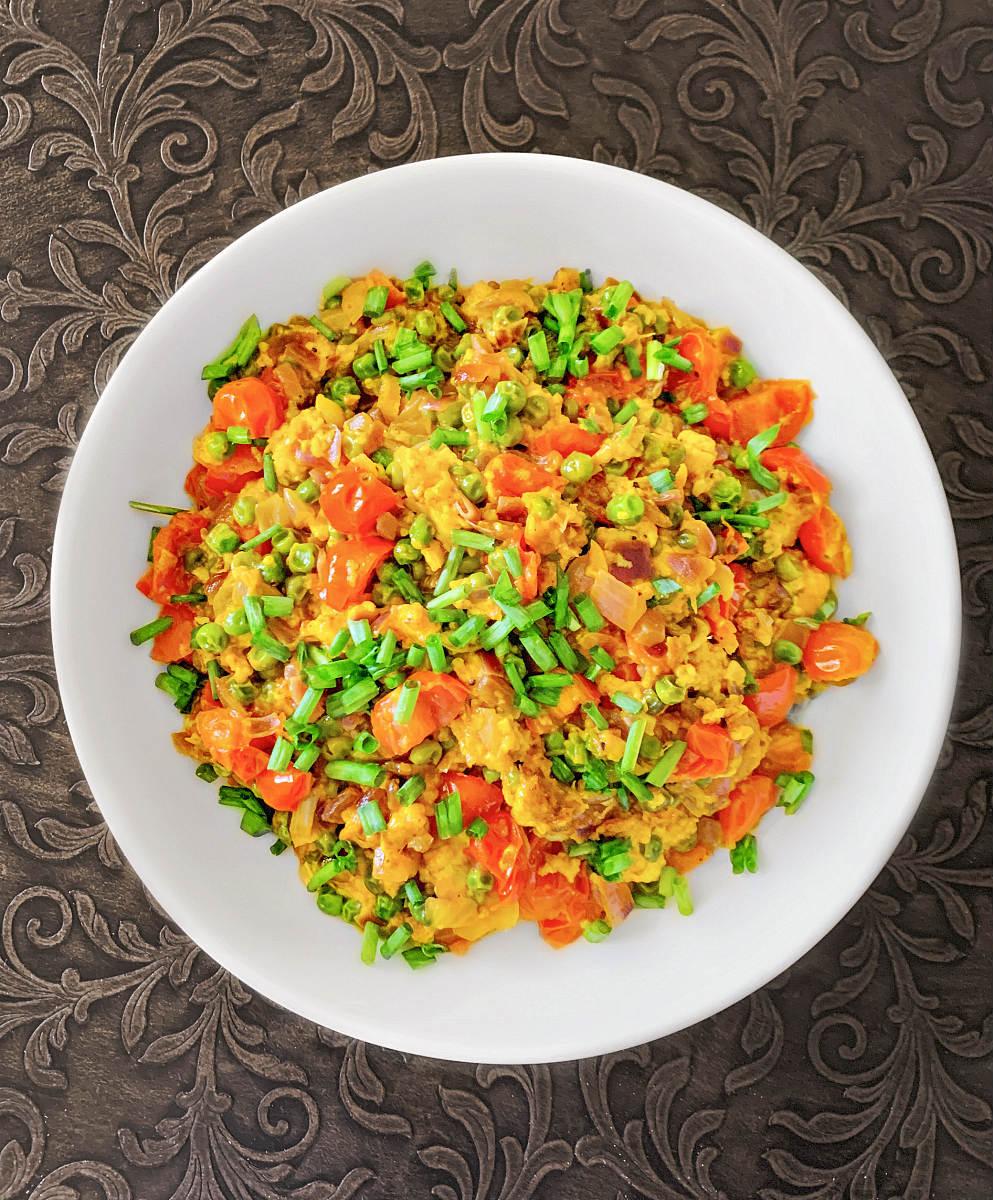 Easy Paneer Bhurji Recipe