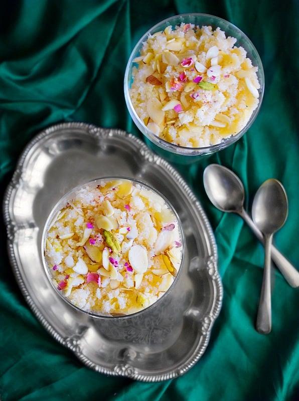 Sooji Halwa - Diwali Desserts