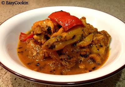 Dopiaza, Chicken, Mughlai