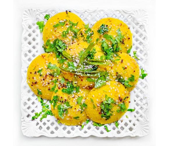 Idli Dhokla - Instant Dhokla Recipe