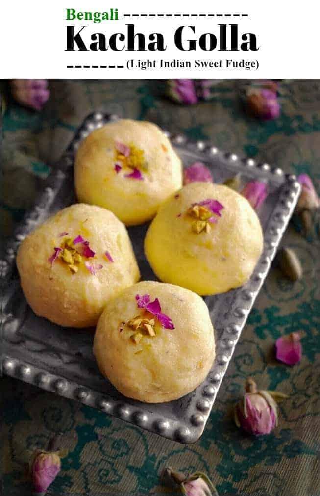 Kacha Golla Recipe