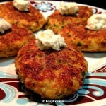 Chicken Cutlet in Indian Spices