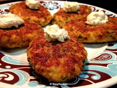 curried chicken patties