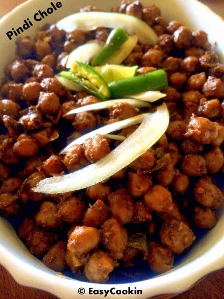 Spicy Garbanzo Beans