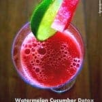 Watermelon Cucumber Detox