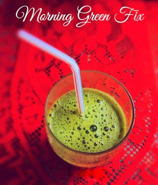 Mean Green Juice - No Juicer Required & Perfect for Detox