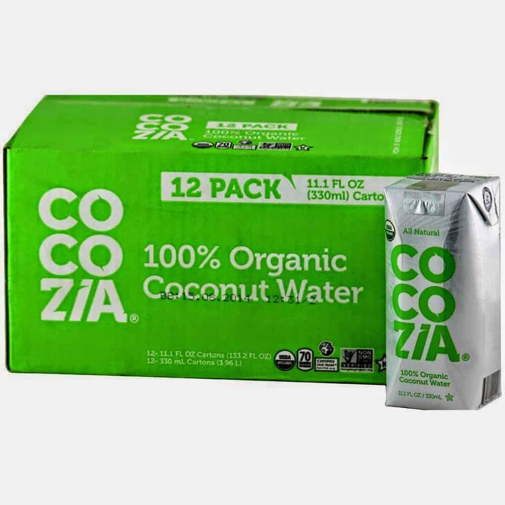 Organic Cocozia Coconut Water