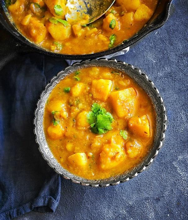 Kutti ki Kadhi recipe