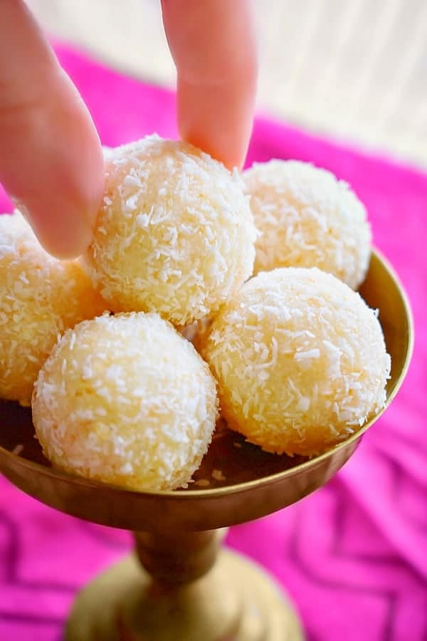 quick Indian dessert for holi