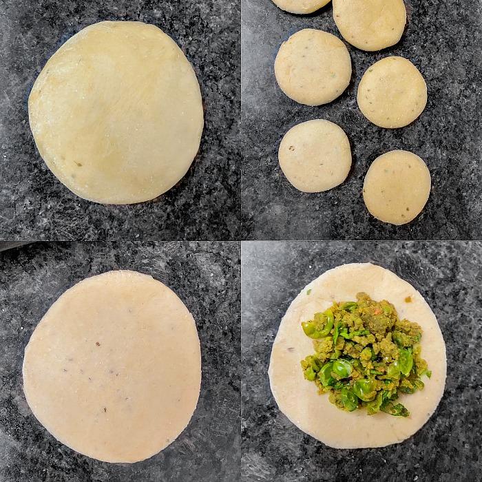 How to Make Matar Kachori