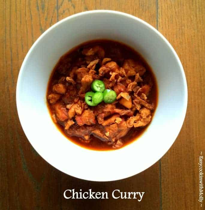 Indian-chicken-curry