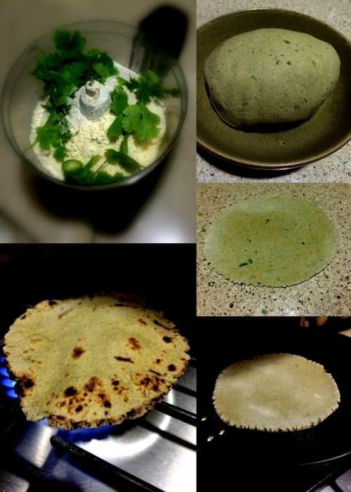 Makki-ki-Roti-Process-2