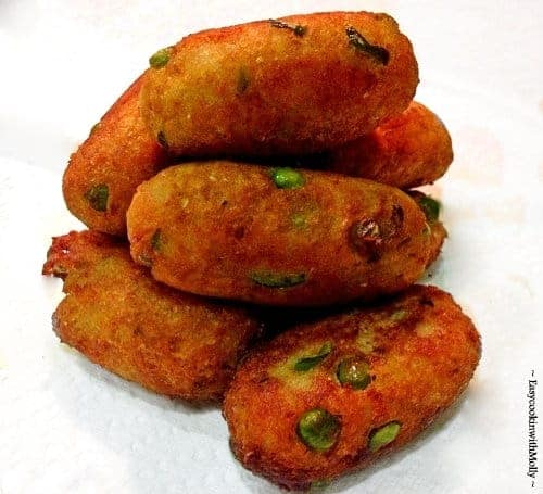 how to make potato croquettes recipe