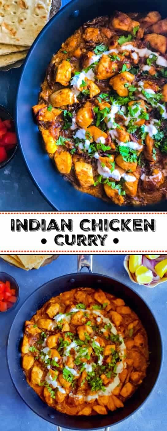 Indian Chicken Curry: #curry #chicken #chickencurry #indianrecipe