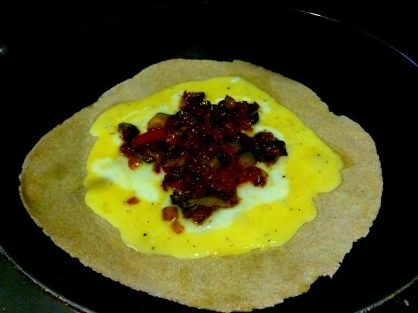 Egg Quesadilla