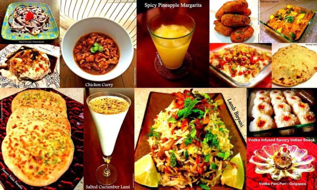 Indian Food Buffet