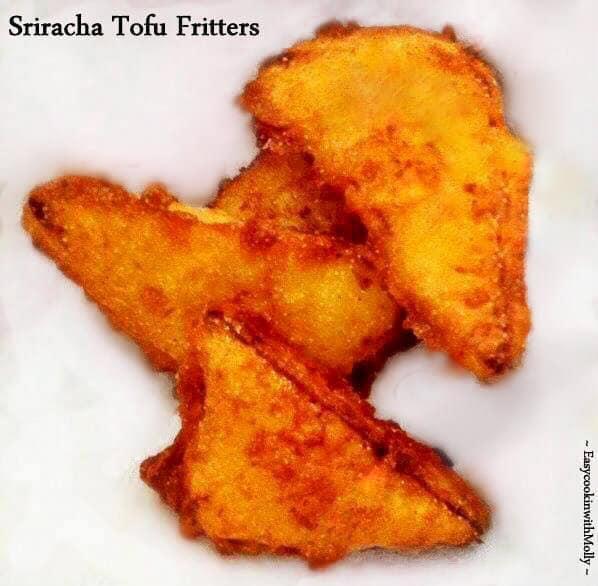 Tofu Fritters