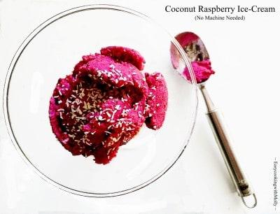 Coconut-Raspberry-Ice-Cream