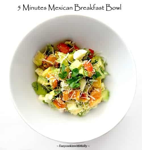 5-Minutes-Mexican-Breakfast-Bowl