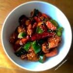Stir Fry Sesame Chicken