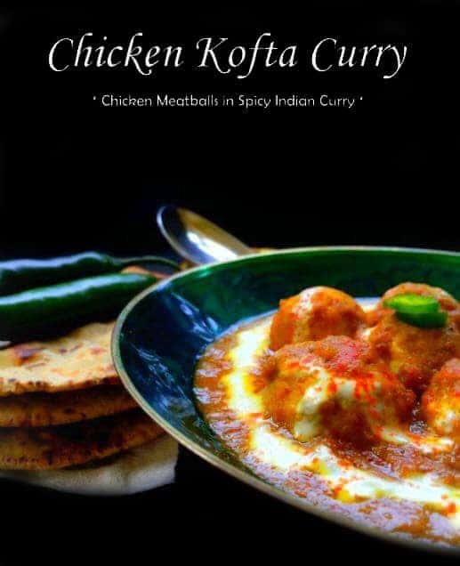 Chicken-kofta-curry