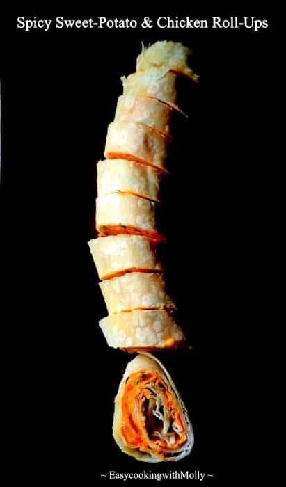 Spicy-Sweet-Potato-Chicken-Roll-Ups