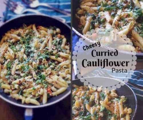 Cheesy-Curried-Cauliflower-Pasta