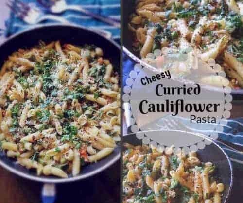 Cheesy-Curried-Cauliflower-Pasta