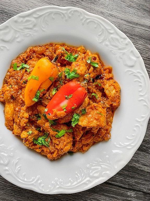 Achari Murgh Recipe