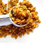 Meatless Monday: Stovetop Pumpkin Spice Granola