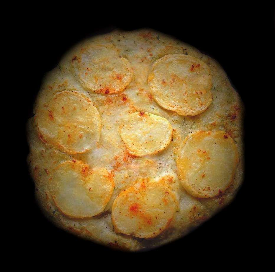 Savory Potato Pancakes (Breakfast)