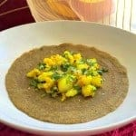 Healthy Buckwheat Crepes (Kuttu Dosa)