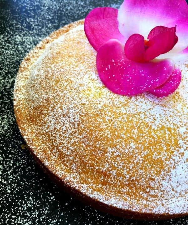 Super Moist Lemon Cake Recipe