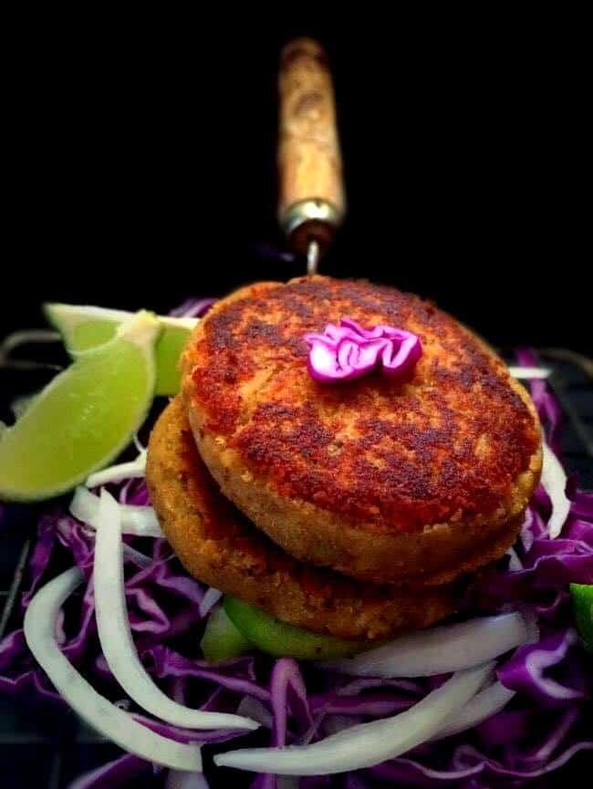 Mughlai Lamb Shami Kebab
