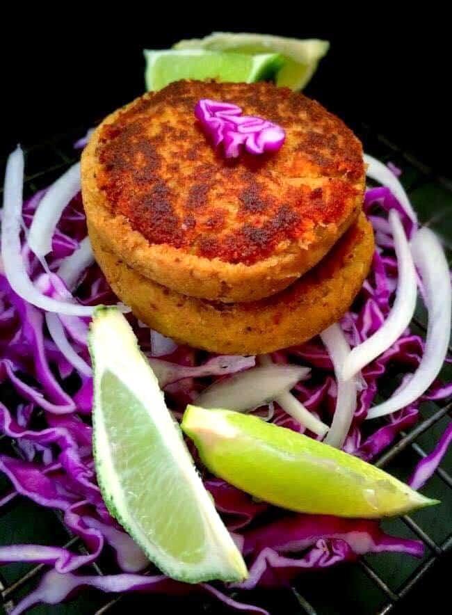 Mughlai-Lamb-Shami-Kebab
