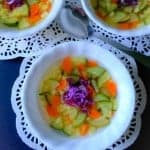 Meatless Monday : Winter Vegetable Soup (Healthy & Glutenfree)