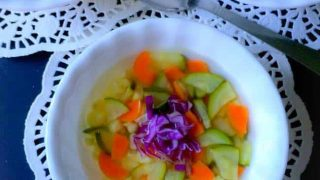 Winter Vegetable Soup - Healthy #wintersoup #glutenfree