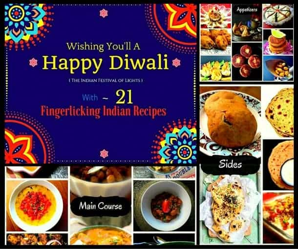 21 fingerlicking indian recipes for diwali from appetizer to desserts forumfinder Gallery