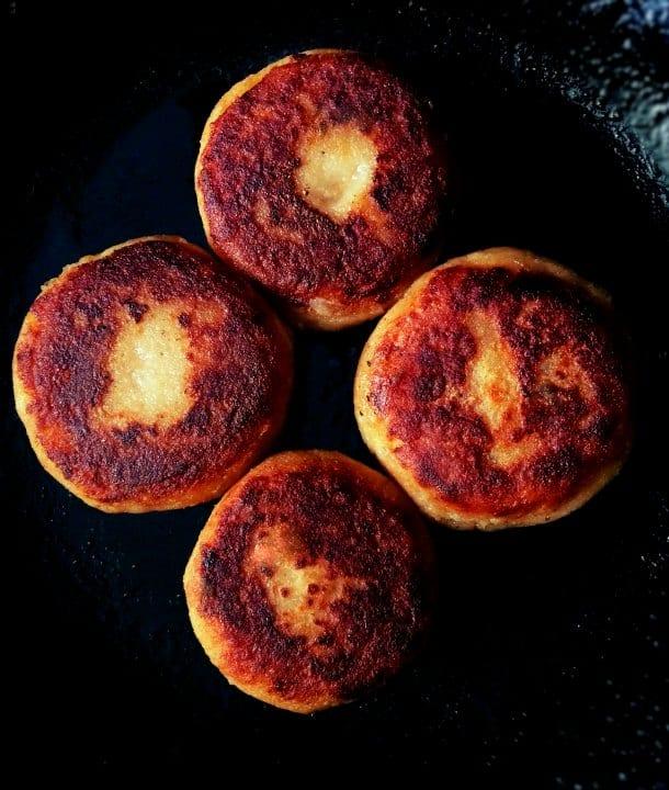 dahi ke kabab recipe, also known as potato yogurt kabobs