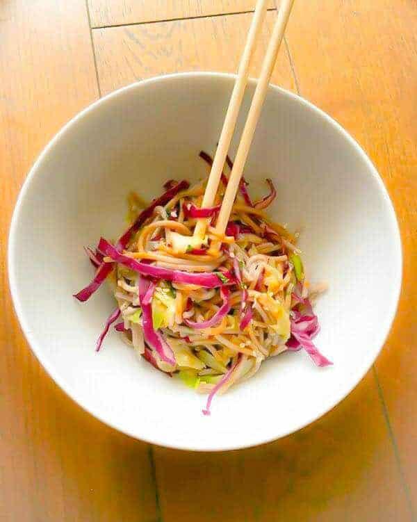 Soba-noodles
