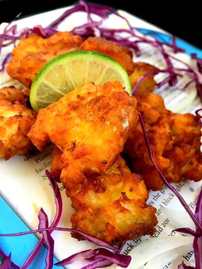 Indian Fish Fry