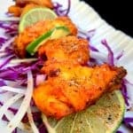 Amritsari Fish Pakora (Indian style Glutenfree fish fritters)