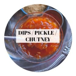 quick and delicious dips, pickle, sauce, jam and chutney recipes