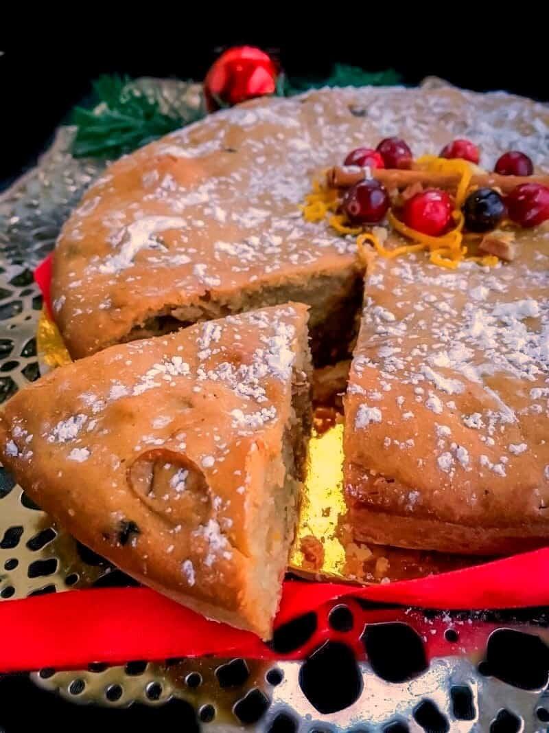 Spiced-fruit-cake